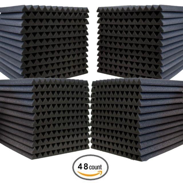 Theatre Acoustic Walls Diy Foam: Best 25+ Studio Soundproofing Ideas On Pinterest