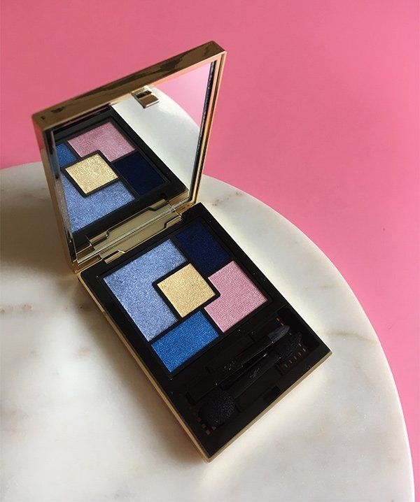 YSL Couture Palette Pop Illusion Eyeshadow Open (Spring Look 2018), Image and Review by Hey Pretty