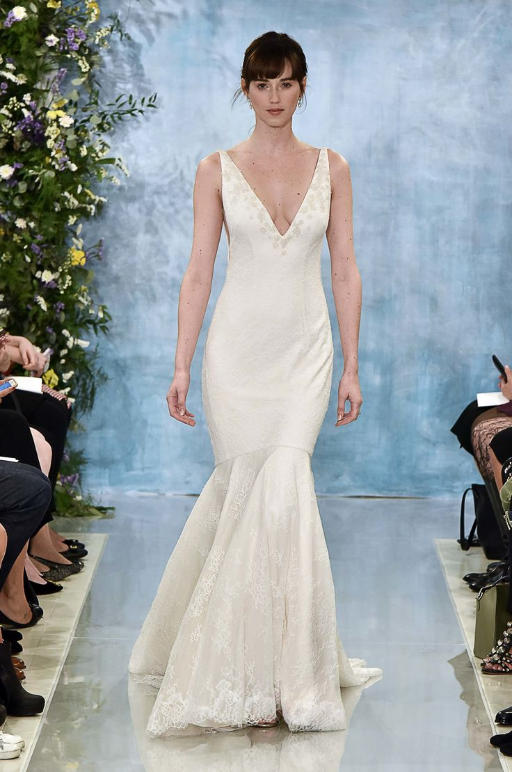14 best Theia Bridal Fall 2018 images on Pinterest | Wedding frocks ...