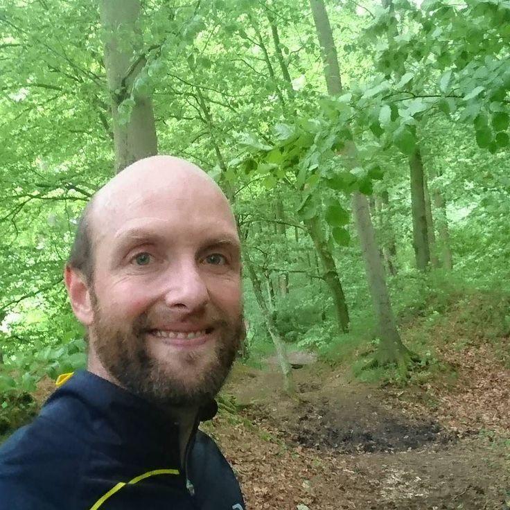 En god antistress pille - 10k trailløb i den grønne skove med sommerregn. Ahhhhhh det er godt!  #trailrunning #trailløb #marienlundskoven #outdoor #outside