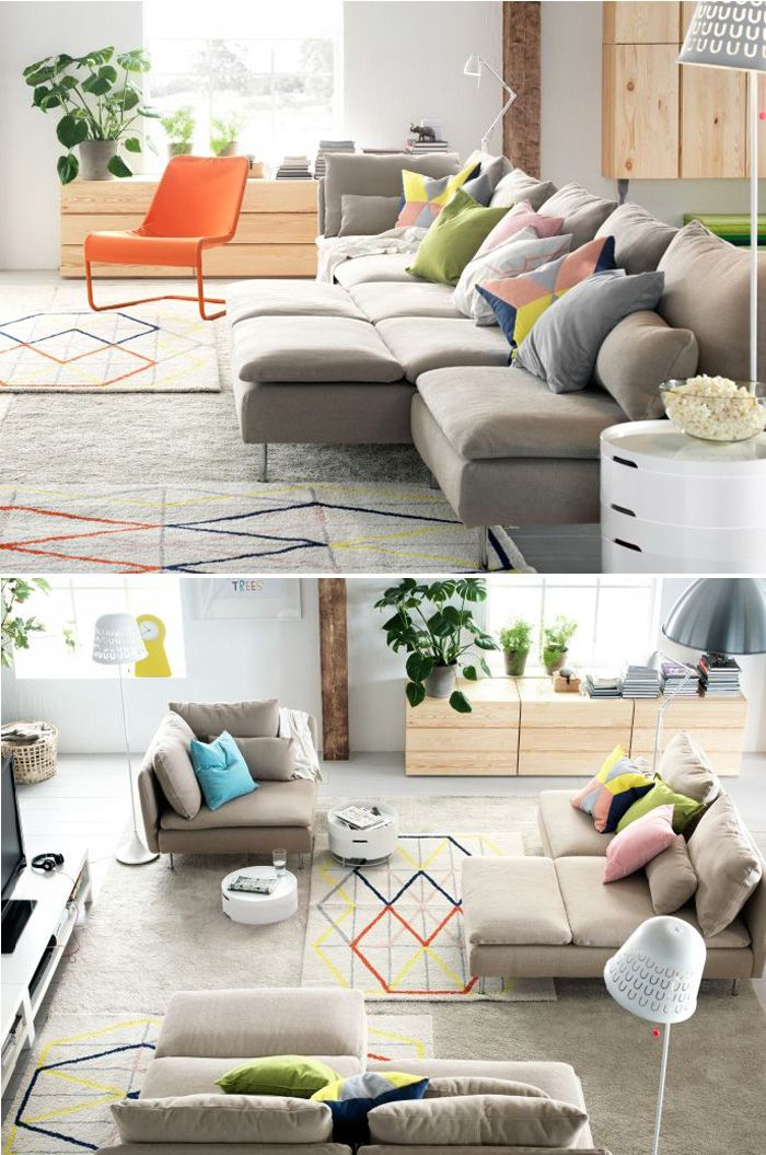 rental apartment living soderhamn sofa by voyage in design