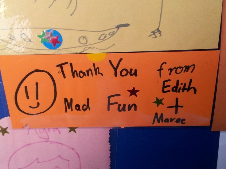 You're very welcome Edith and Maree! We're glad you had such a fun time at MadFun and hope we see you again soon!