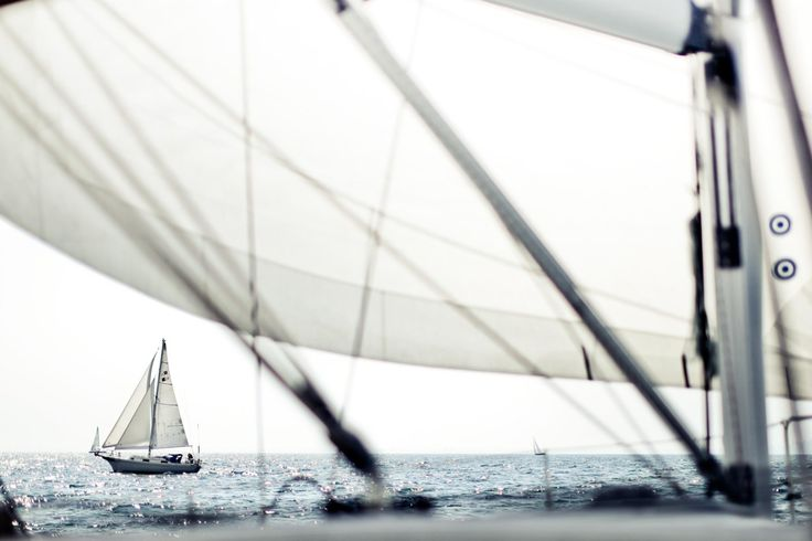 Sailboats, Favorite Things, Sailing Ships, The Ocean, Sea Breeze, Happy Places, Sailing Away, The Sea, Sailing Boats