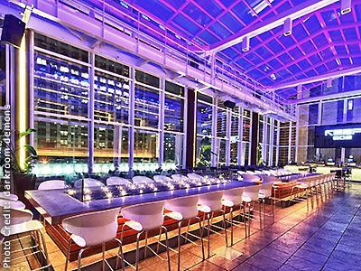 51 best chicago wedding venues images on pinterest chicago wedding sitting atop thewit hotel on the floor roof is chicagos unparalleled stargazing destination junglespirit Gallery