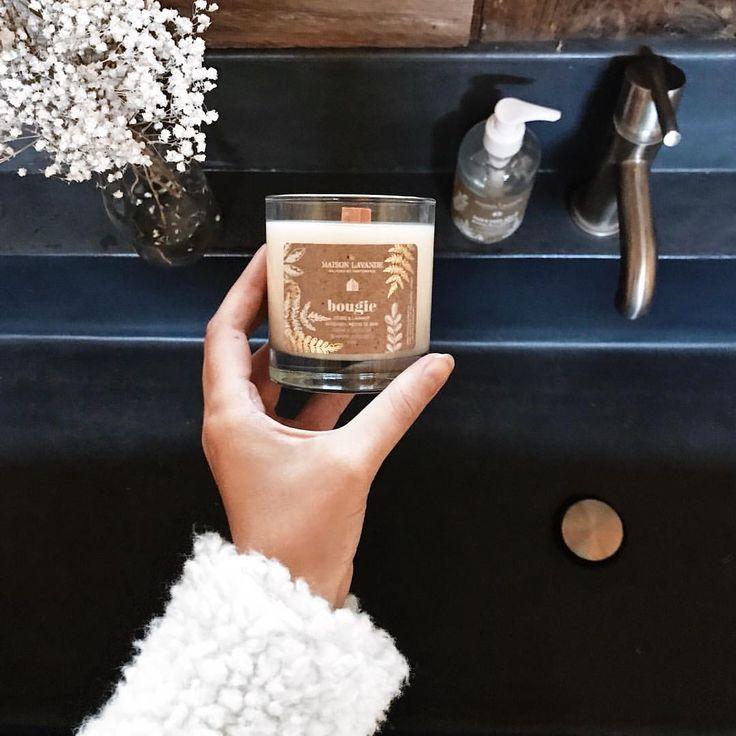 740 mentions J'aime, 12 commentaires – La Maison Lavande (@maisonlavande) sur Instagram : «Envelopper la pièce de douceur et réconfort 🕯: cèdre & lavande. #MaisonLavande»