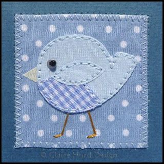 Claire Hurd Design: New Baby Cards