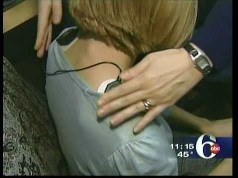 Widener University's Biofeedback Clinic helps woman conquer phobia