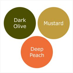 How To Wear Dark Olive For A Shaded Autumn (Deep Autumn)