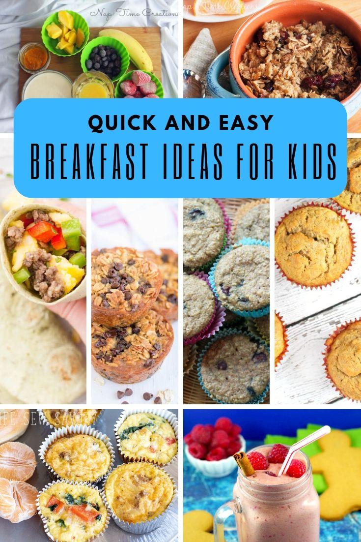 Breakfast Ideas For Kids - Life Sew Savory