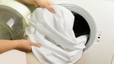 Beyaz Çamaşırlar İçin Aspirin Yöntemi