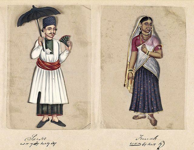 Castas de la India