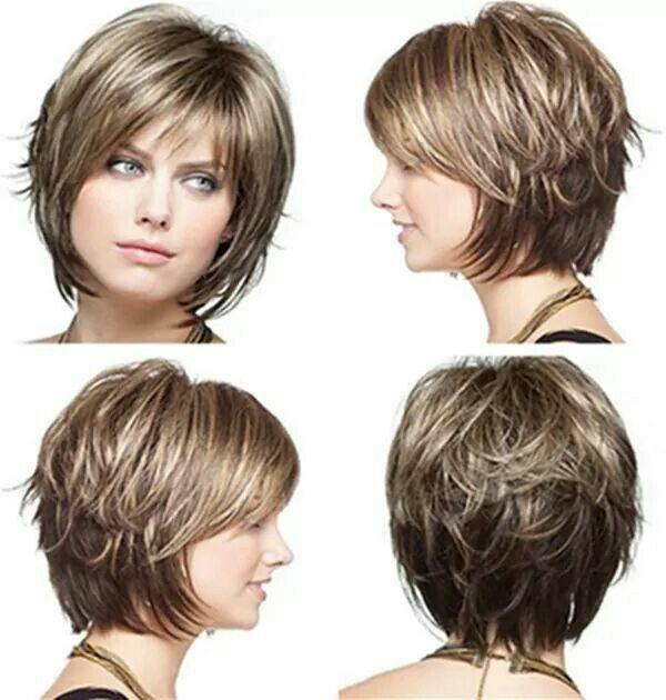 2019 Women Short Hair Cut Models     #cut #hair #models #Short #Women