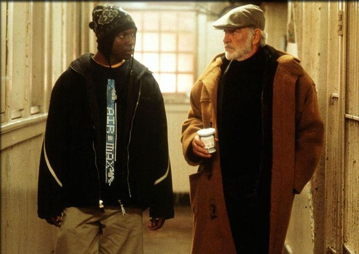 """Finding Forrester - """" 'The rest of those who have gone before us cannot steady the unrest of those to follow.' You wrote that in your book. """""""