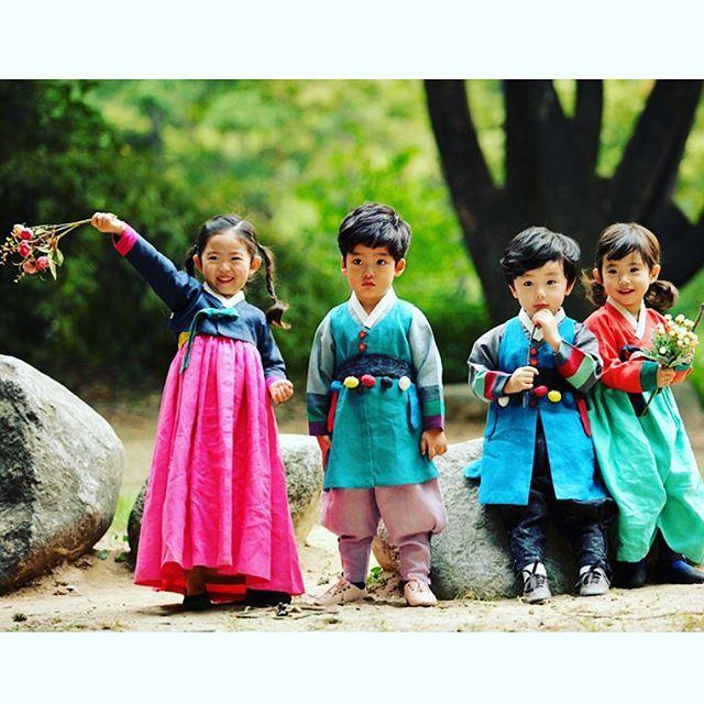 Korean  babies