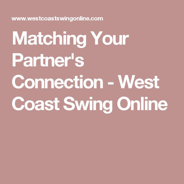 connection online swinger
