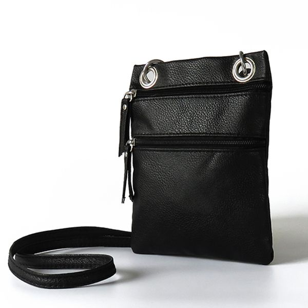PU leather messenger bags //Price: $35.99 & FREE Shipping //     #shoulderbags