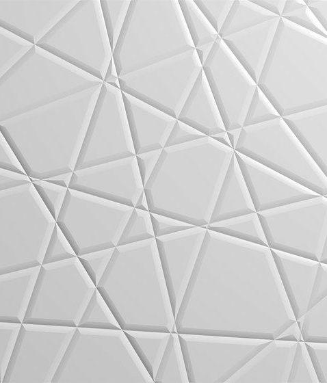 White White White! Akzentpaneele ProfiLine   StoneslikeStones