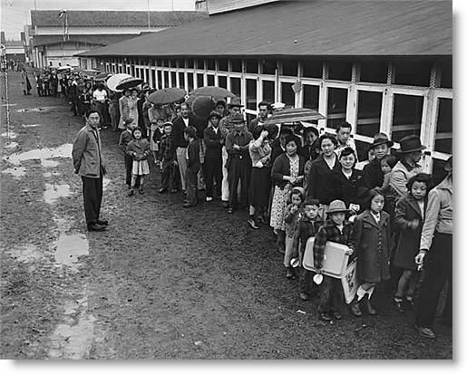 Interment camps for the Japanese during WWII in the US we need to remember so it never happens again.