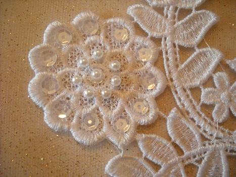 Threads 'n Scissors - Tuscany Lace: Tuscany Lace, Machine Embroidery