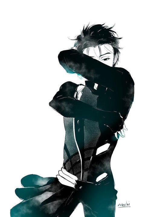 Картинка с тегом «yuri on ice, anime, and yuri»