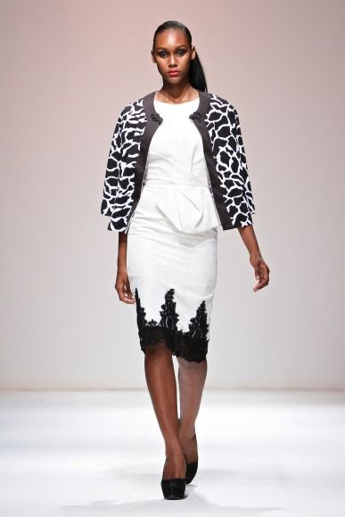 Thula Sindi @ Zimbabwe Fashion Week 2014 – Day 3 | FashionGHANA.com (100% African Fashion)