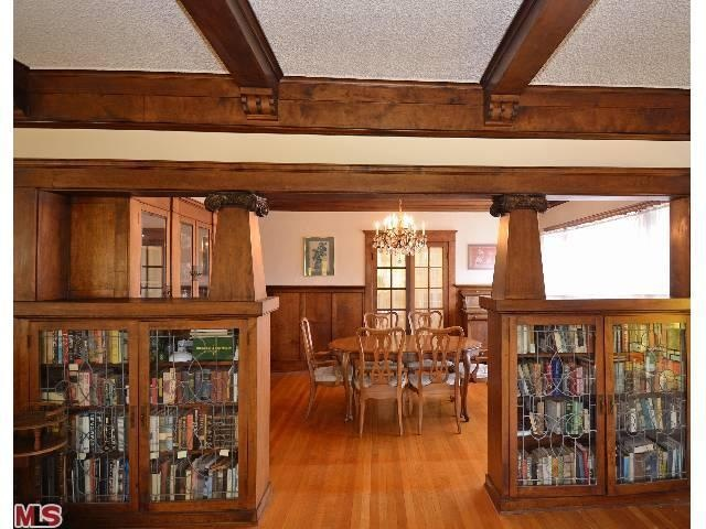 1915 Craftsman In Los Angeles Amazing Built Ins And Wood Paneling