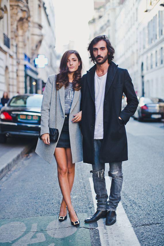 Copie o estilo das francesas cool – Streetstyle #PFW #normcore
