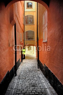 Szwecja , Sztokholm, Gamla Stan