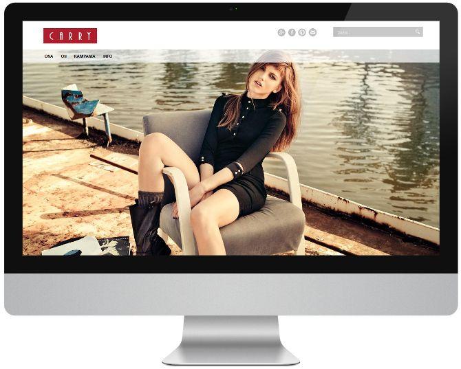 To my jesteśmy winni nowej odsłony serwisu CARRY :) Strona jest pełna nowinek - dopasowuje swój wygląd do urządzenia (smartphone, tablet, laptop...) i wykorzystuje HTML5.   Zapraszamy na www.carry.pl #CARRY #design #webpage