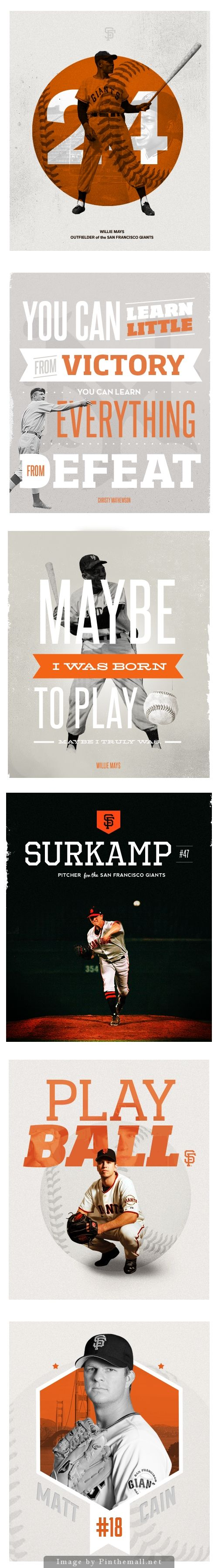 #posters #design #mlb #sfgiants