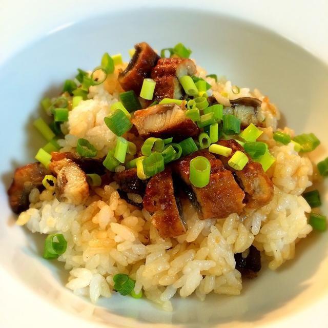 名古屋の定番ひつまぶしも、家庭にはリーズナブルなクイックお料理です!  ホームステイしているフランス人のマリーにうなぎを食べさせてあげたかったので、作りました。 まぁ、甘辛なので美味しそうでした。 - 47件のもぐもぐ - ひつまぶし by 1125shino
