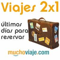 VIAJES 2X1 - OFERTAS RECOMENDADAS