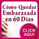 Cómo quedar embarazada en 60 días