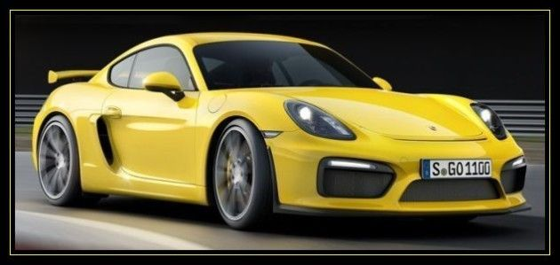 2016 Porsche Cayman GT4 Colors And Price