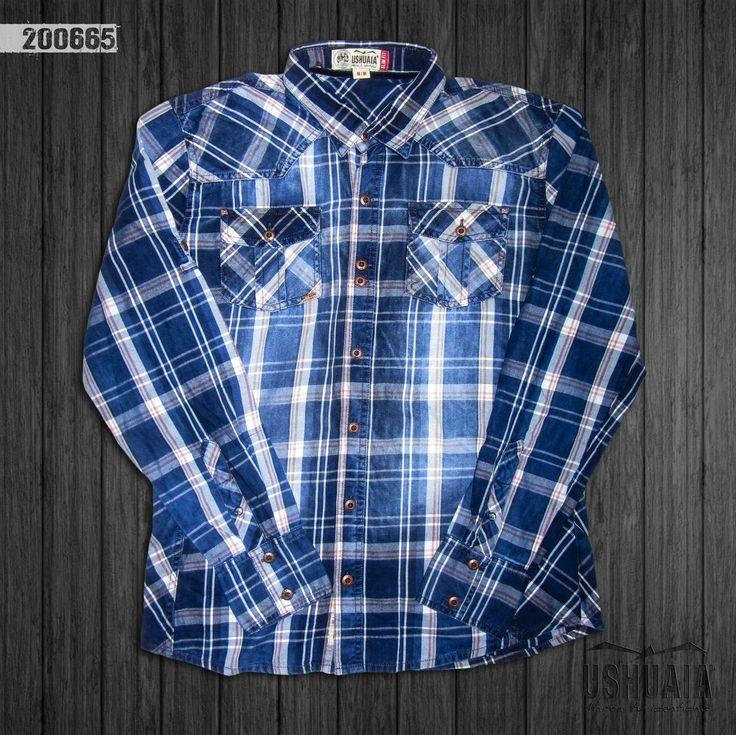 camisa-hombre-manga-larga-a-cuadros-200665