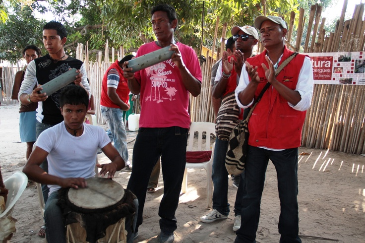 Música tradicional en Cicuco