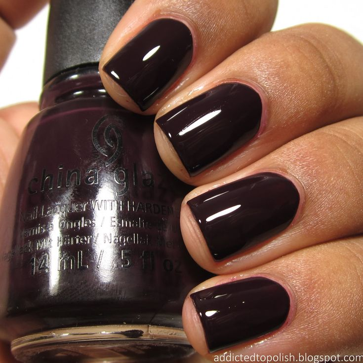 China Glaze Evening Seduction | Addicted to Polish