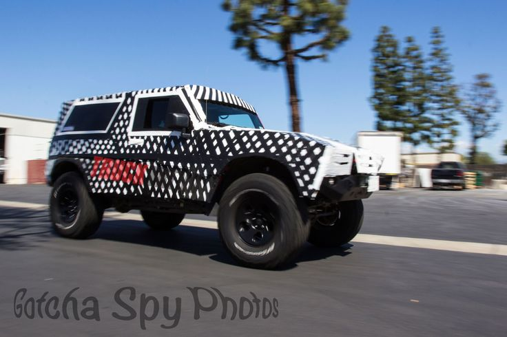 The next-generation Ford Bronco has been spied! Check out the new Bronco that will use the Jeep Wrangler platform.