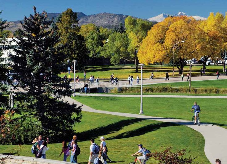 Colorado State University, Fort Collins, CO