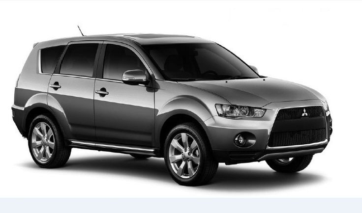 MITSUBISHI OUTLANDER 2011 FACTORY SERVICE MANUAL