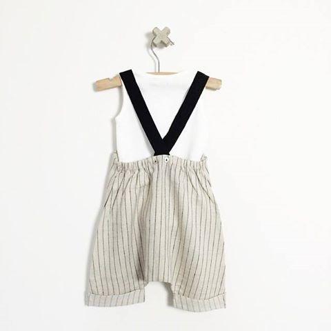 Per i più piccoli... voglia d'estate  1+INTHEFAMILY ONLINE: http://www.cocochic.it/it/baby/480-panta.html http://www.cocochic.it/it/baby/483-t-shirt-bianca.html