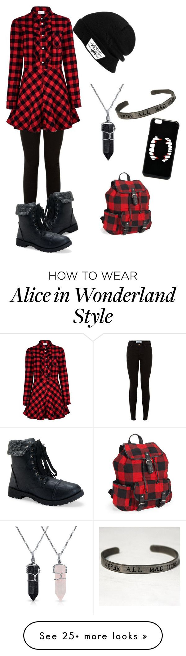 """The Seasons Never Change ♡"" by lizziejadef on Polyvore featuring RED Valentino, Aéropostale, Vans, Bling Jewelry and ASOS"