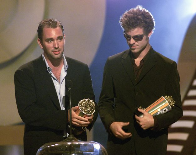 "…Trey Parker and Matt Stone for ""Uncle Fucka"" from South Park: Bigger, Longer & Uncut. 