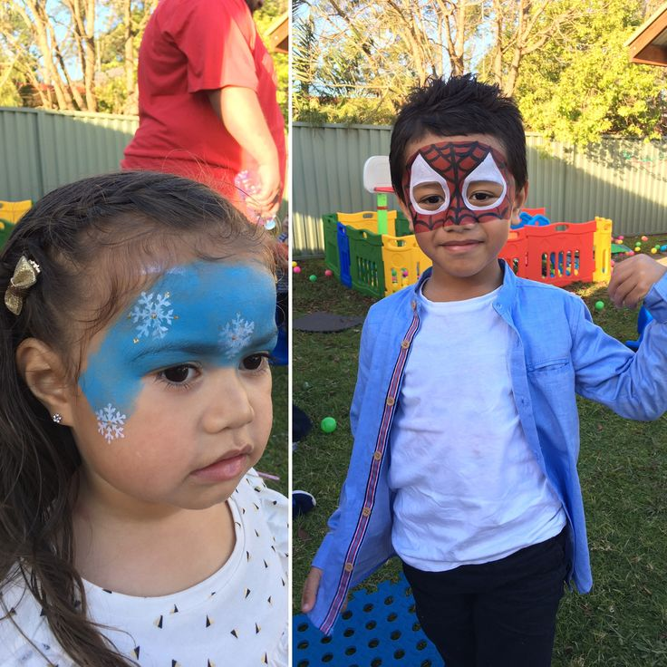 Meet our #Spiderman and #Elsa :) #Facepainting and #balloontwisting are part of our #kidsparties. We love entertaining #children at their #parties.If you are looking for #childrenentertainers in Sydney,Bounce and Party can help you :)