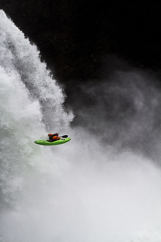 Andrew Bradley. #thepursuitofprogression #Lufelive #kayak #paddle #whitewater #la #ny #water