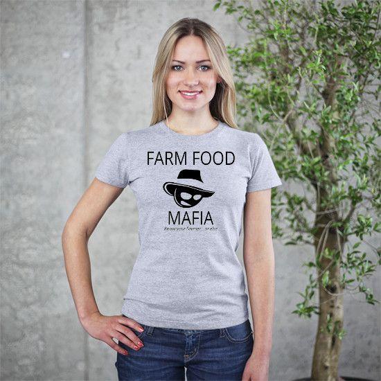 Womens FFM Logo on Front