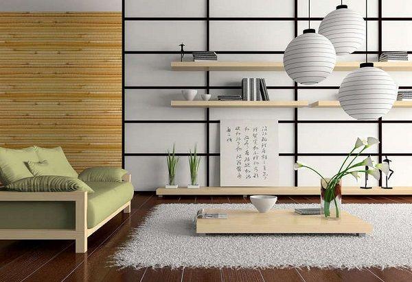 japanese style house interior living room design ideas
