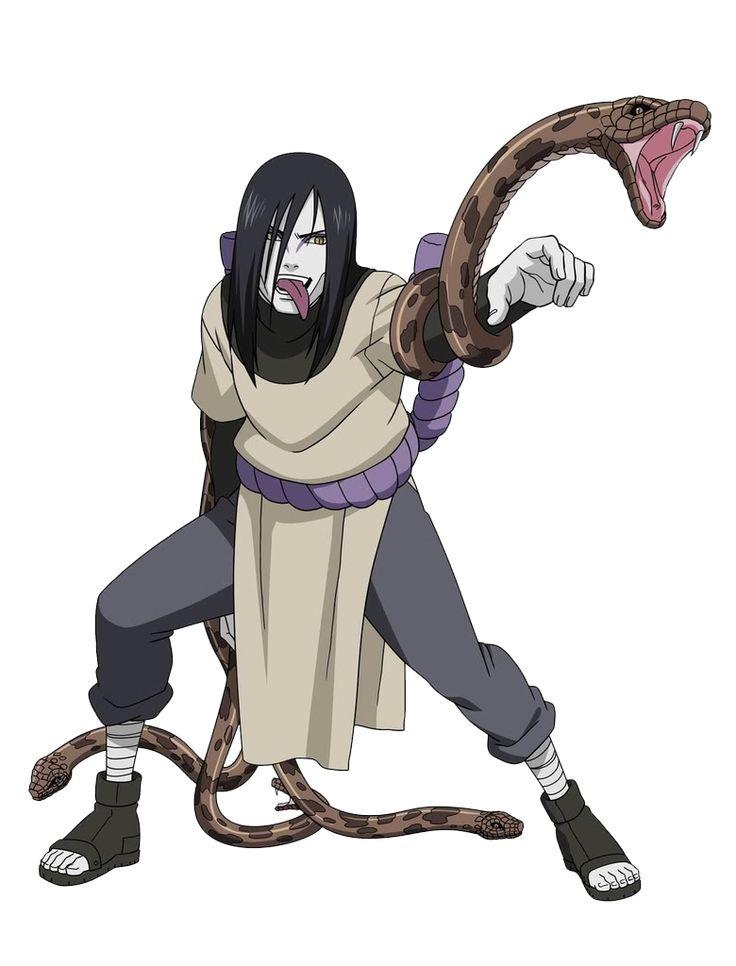 22 best Orochimaru images on Pinterest | Anime naruto, Naruto ...