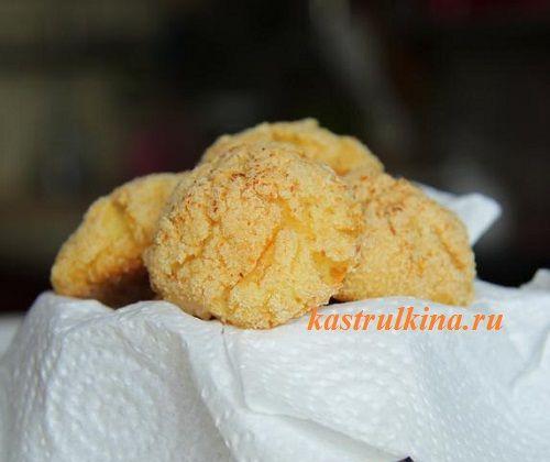 Хрустящие картофельные шарики - оригинальный рецепт для детей и взрослых :)