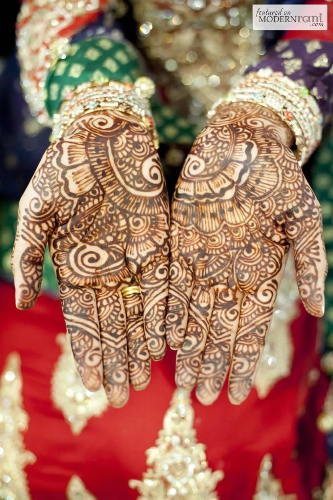 Henna - see more inspiration @ http://www.ModernRani.com